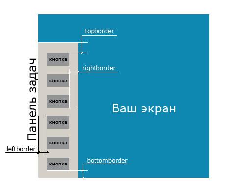 Модуль xTaskbar